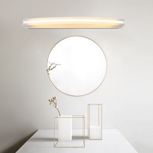 New Product Hotel Decorative Wall Sconce Lamp Wall Bracket Light Bathroom Light Fixture Led Mirror Light Factory Direct Sales Wm1042d 9w Modern Lighting Manufacturer