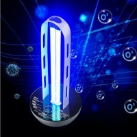 Metal led UV germicidal lamp table lamp disinfection lamp