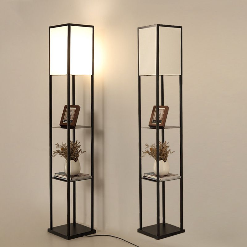 New Chinese Simple Floor Lamp Living, Chinese Style Lamps