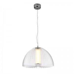 New custom birdcage glass sheet acrylic living room bar modern Chandelier
