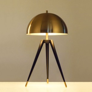 Tripod Desk Lamp Creative Office Hotel Bedroom Bed...