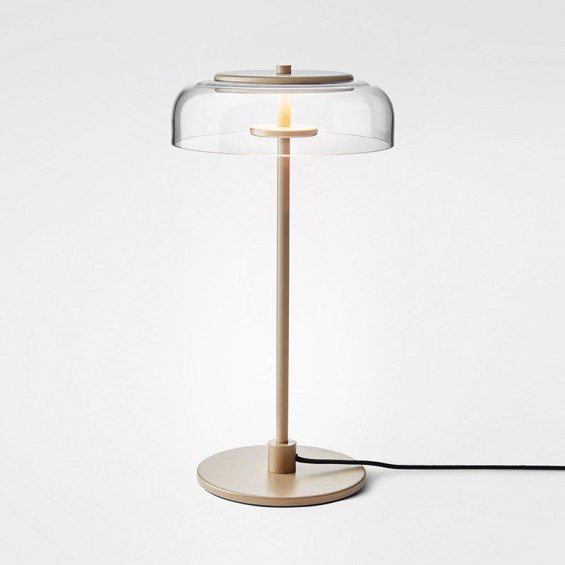American Postmodern Creative Glass Table Lamp Bedroom Bedside Living Room  Model Designer Nordic Table Lamp
