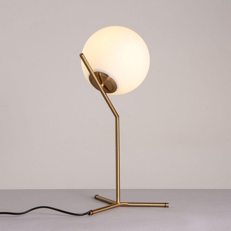 Nordic Table Lamp Post Modern Simple